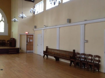 The Church of St-Peter St-Simon the Apostle - Banquet Hall