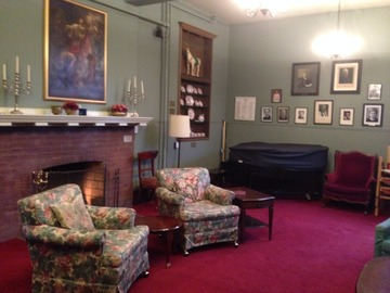 The Church of St-Peter St-Simon the Apostle - Sitting Room