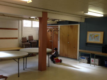 The Church of St-Peter St-Simon the Apostle - Class Room
