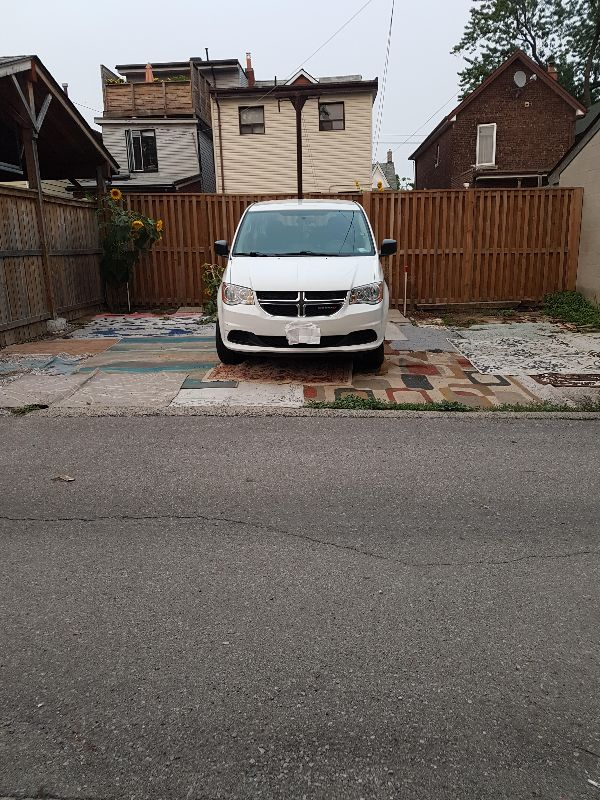 Outdoor Parking in Brockton Neighborhood