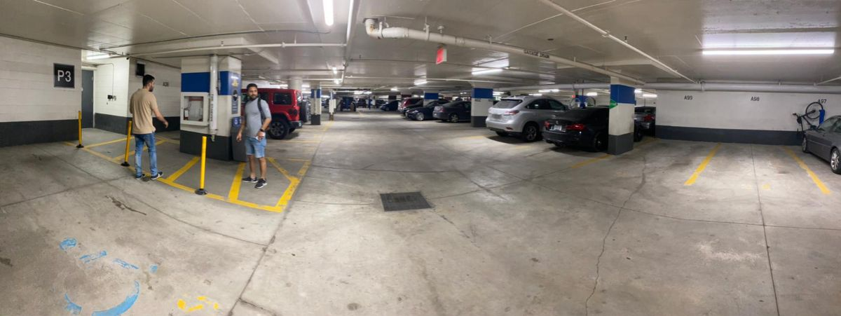Parking Spot at Spadina & Bremner Available July 1st