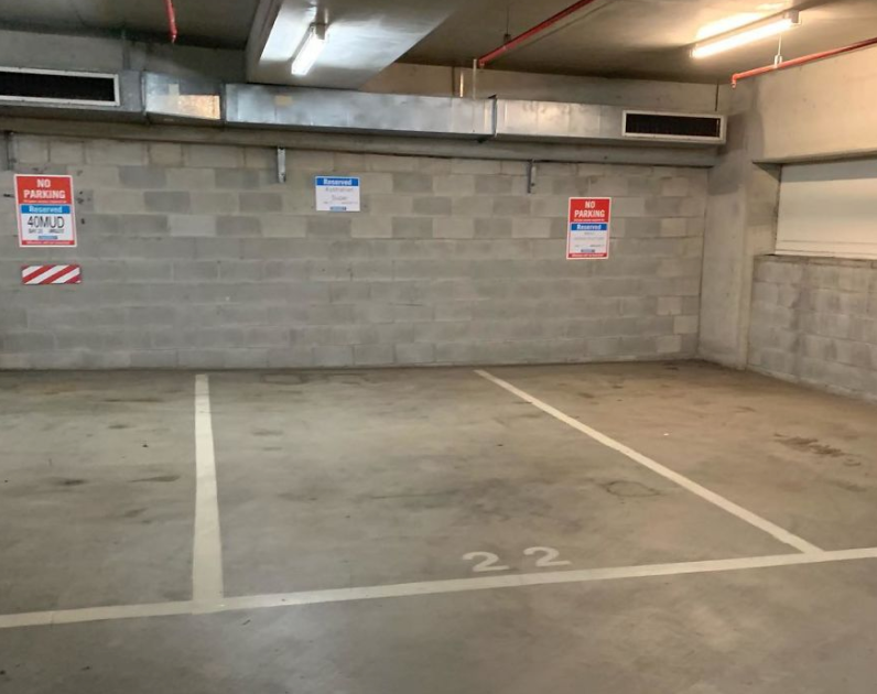 Parking Lot Available