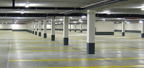 Mississauga Parking spot for rent near Square One