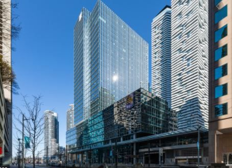 Underground Parking at RBC Waterpark Place (88 Queens Quay W)