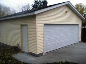 Garage Space Available