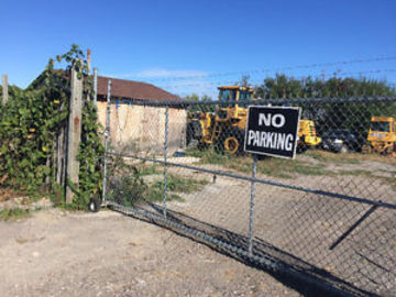 Secure Fully Fenced Space Hamilton