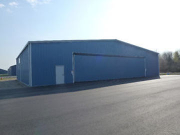 Aircraft Hangar Storage Peterborough
