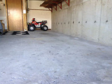 Car Storage in House Garage