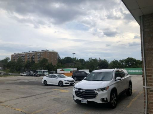 Parking Spaces for Rent at Victoria Park