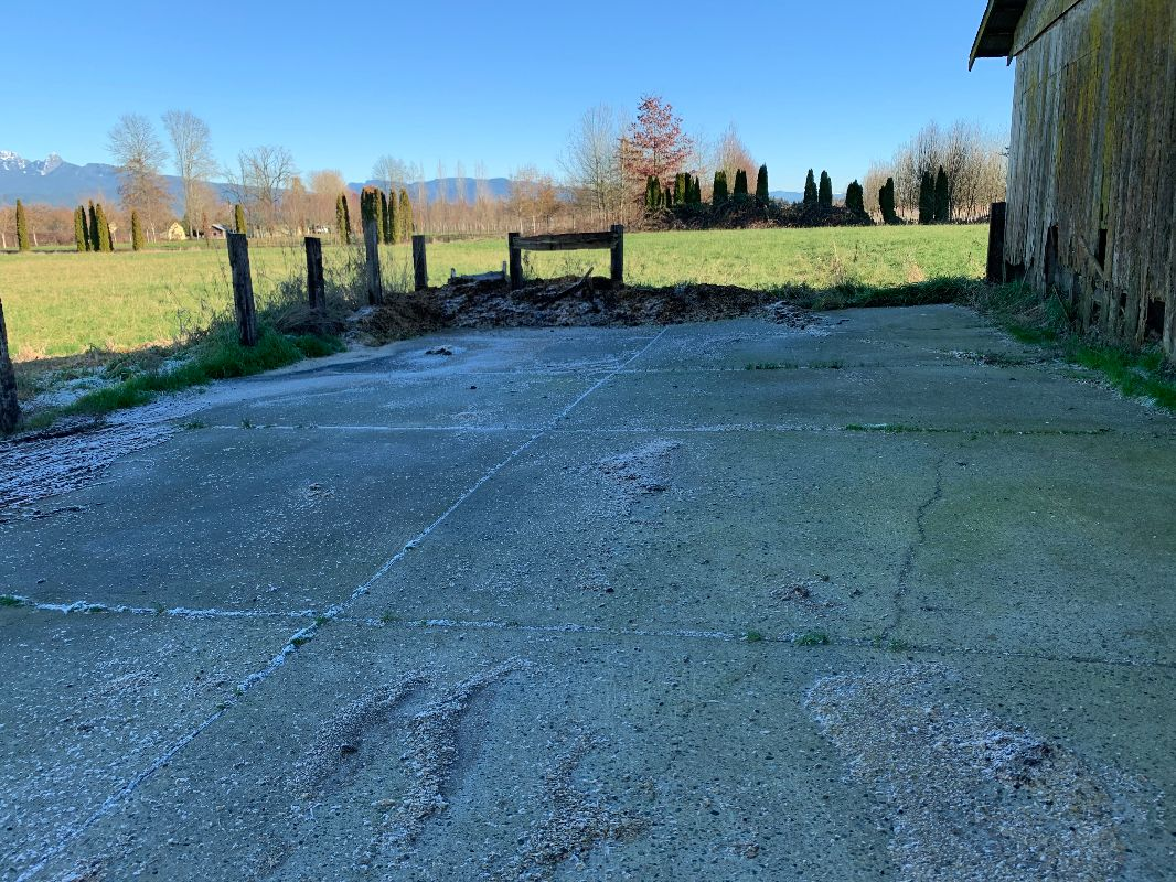 Barn for rent