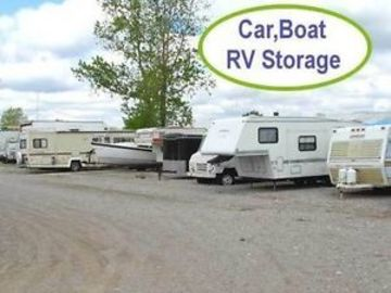 Outdoor car, Boat or RVs storage London