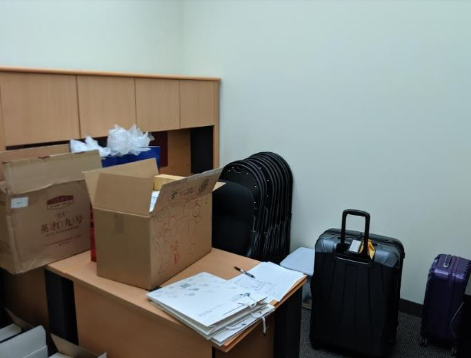 Storage Space in Don Mills