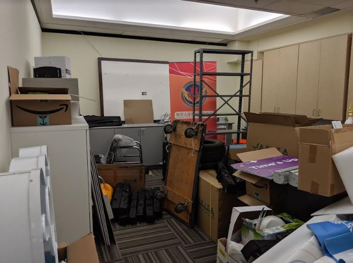 Large Storage Space in Don Mills