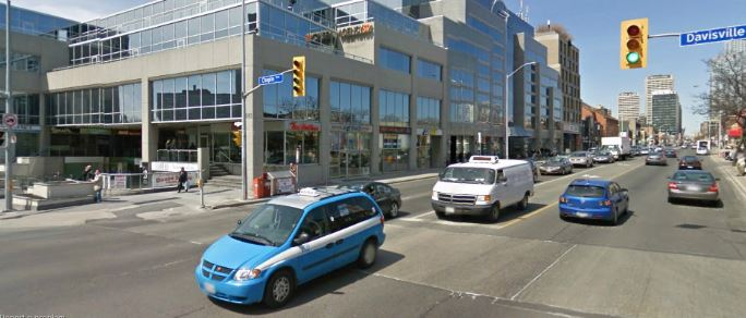 Large storage space available at Yonge and Davisville